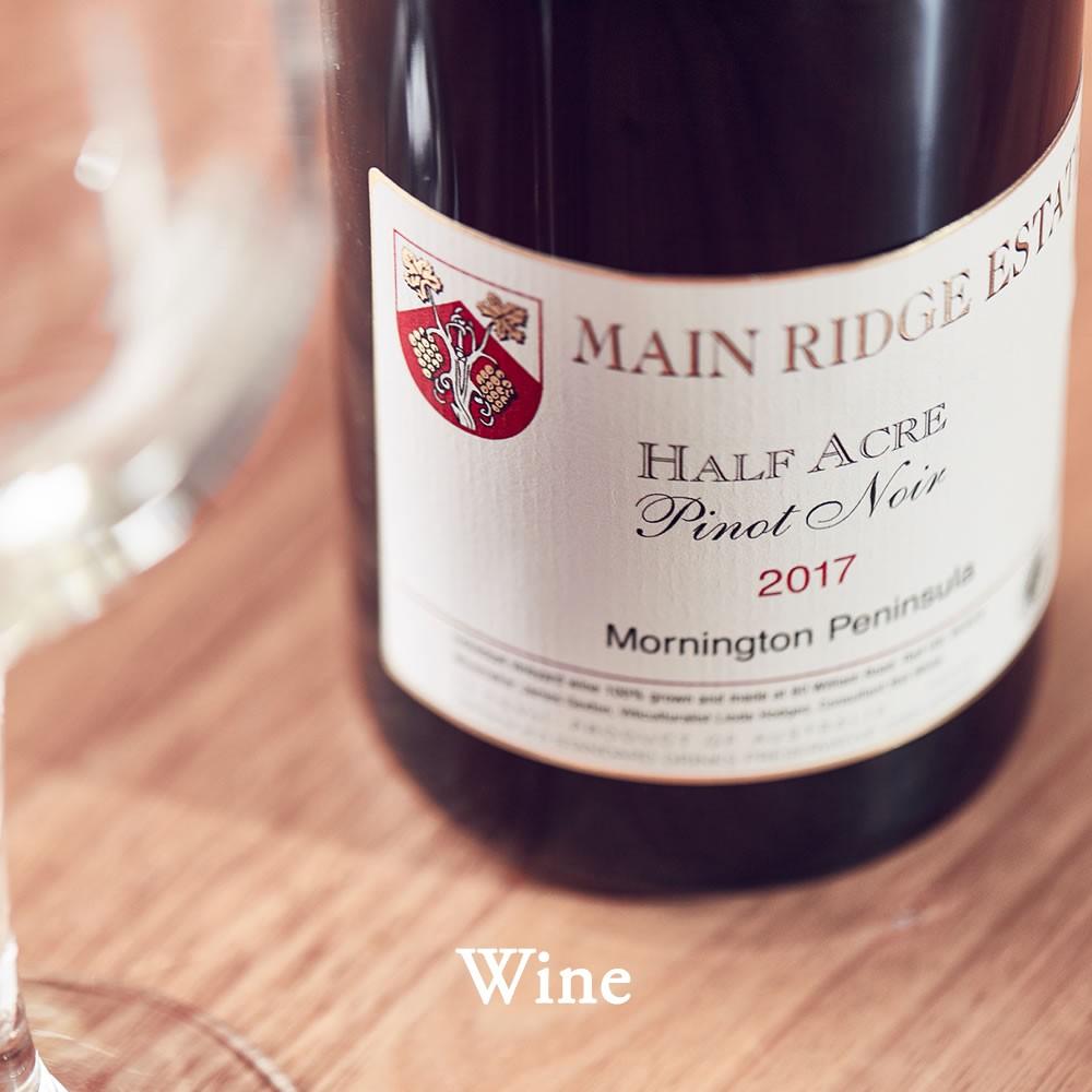 Main Ridge Estate | Mornington Peninsula Winery | Cellar Door | Order Wine