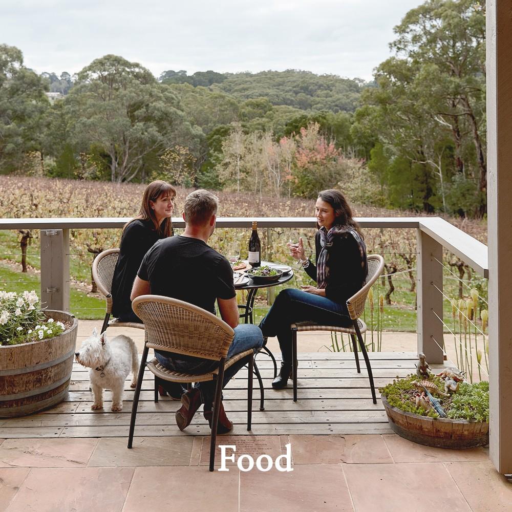 The Larder at Main Ridge | Mornington Peninsula Winery | Cellar Door