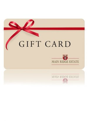 Main Ridge Estate | Gift Card
