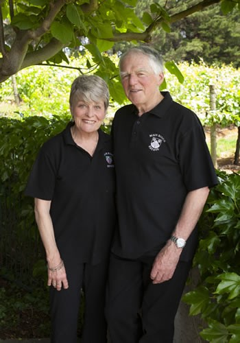 Main Ridge Estate | Mornington Peninsula Winery | Cellar Door | Nat and Rosalie White | Premier Winemakers
